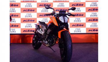 KTM 790 Duke लॉन्च, जानें इस Bike की कीमत और फीचर्स