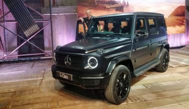 Mercedes-Benz G 350d introduced in India, see price and features - Sports Car News in Hindi