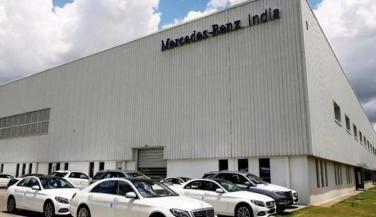 मर्सिडीज बेंज की कीमतों में अगले साल होगी 3 फीसदी तक वृद्धि