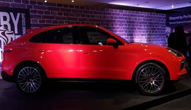 Porsche ने भारत में लॉन्च की Cayenne Coupe, कीमत 1.31 करोड़ रुपए