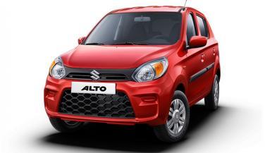 Maruti Suzuki Alto VXI Plus भारत में लॉन्च
