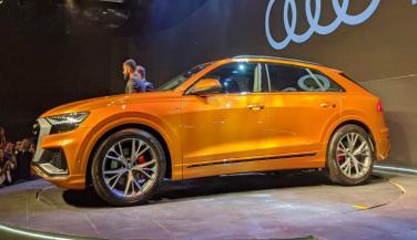 Audi Q8 Luxury SUV भारत में लॉन्च, कीमत 1.33 करोड़ रुपए