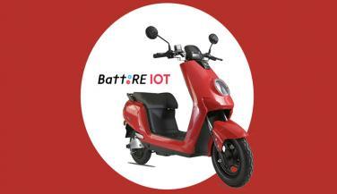 BattRE IOT electric scooter लॉन्च, ये है कीमत और फीचर्स