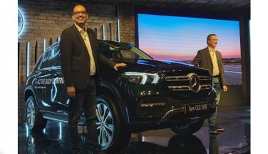 Second-gen Mercedes-Benz GLE भारत में इंट्रोड्यूस्ड, ये है कीमत और फीचर्स