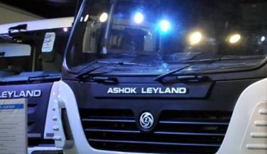 अशोक लेलैंड ने दिसम्बर 2020 में बेचे 12,762 ट्रक