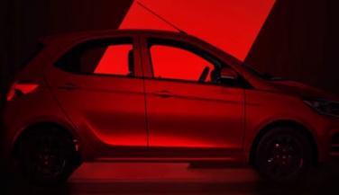 टाटा मोटर्स ने सीमित-संस्करण टियागो लॉन्च किया