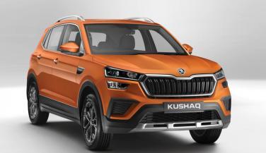 Skoda Auto India launches SUV Kushaq