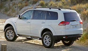 Mitsubishi ने लांच किया Pajero Sport का नया वर्जन