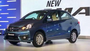 Honda Amaze ने छुआ 2 लाख बिक्री का आंकडा