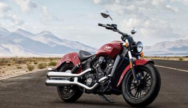 Indian Motorcycle ने उतारी 12 लाख रूपए की बाइक