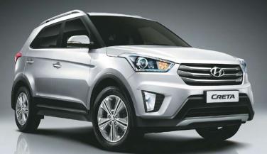Hyundai Creta Petrol Automatic लॉन्च, कीमत 12.86 लाख रुपए