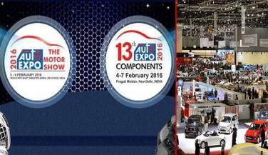Auto Expo 2016 के सारे Display Space बिके