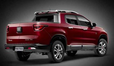 Fiat Toro Pickup Truck की नई Image Relase