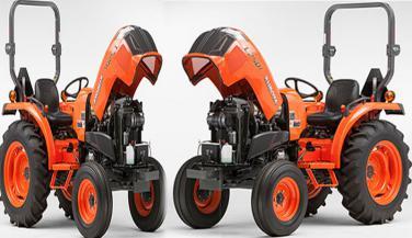 Kubota Tractor Corporation ने उतारा L2501