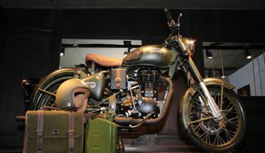 Royal Enfield ने 26 मिनटों में Online बेची 200 मोटरसाइकिलें