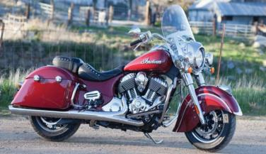 Indian Motorcycle ने लॉन्च की Springfield Bike