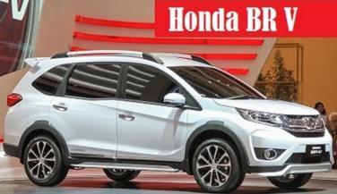 Honda BR-V को मिली 10 हजार से ज्यादा बुकिंग