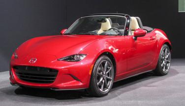 Mazda MX-5 को मिला 2016 World Car of the year award