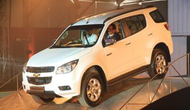Chevrolet Trailbalzer भारत में लॉन्च, कीमत 26.40 लाख रुपए