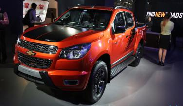 Auto Expo 2016 : Chevrolet ने उतारा Colorado Pick Up