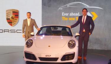Porsche ने लाॅन्च किया 911 का अपडेट वर्जन, कीमत 1.42 करोड