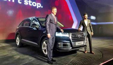 Next Generation Audi Q7 भारत में लॉन्च, कीमत 72 लाख रुपए