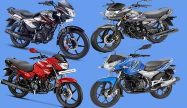 125cc सेगमेंट: ये हैं देश की टाॅप 5 मोटरसाइकिल