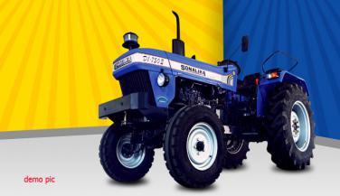 Sonalika ने Introduce किया नया 55 HP रेंज का Tractor