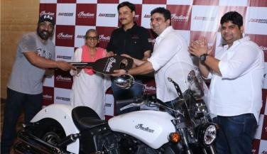 अब से देश में उपलब्ध होगी Indian Scout Sixty बाइक