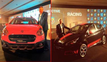 Fiat ने लॉन्च की Abarth Punto और Abarth Avventura, कीमत 9.95 लाख रुपए