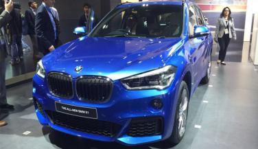 Auto Expo 2016 : All New BMW X1 लॉन्च, कीमत 29.90 लाख