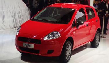 Auto Expo 2016 : Fiat ने लॉन्च की Punto Care, कीमत 4.49 लाख रुपए