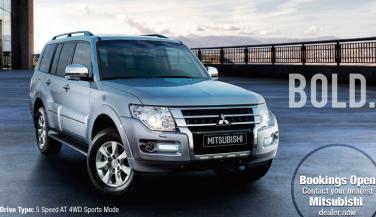 Mitsubishi Montero फिर होगी लॉन्च, शुरू हुई बुकिंग