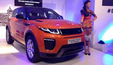 भारत में नई Range Rover Evoque लॉन्च, कीमत 47.1 लाख