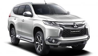नई Mitsubishi Pajero Sport के लिए दो साल और इंतजार