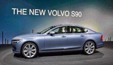 देश में शुरू हुई Volvo S90 की बुकिंग