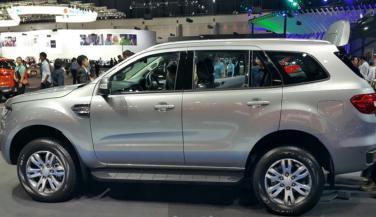 Ford Endeavour लॉन्च, कीमत 24.75 लाख रुपए