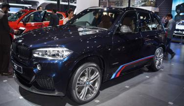 BMW ने लॉन्च की X5 M Sport, कीमत 75.90 लाख रुपए