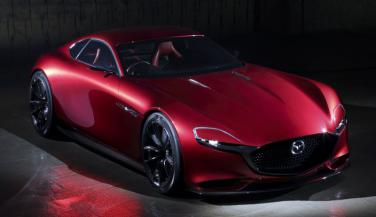 Mazda ने RX Vision Concept Car को किया Reveal