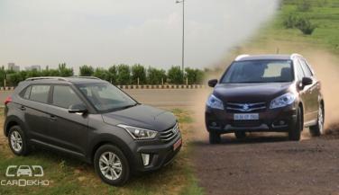 कौन है बेहतर : Hyundai creta या Maruti S cross