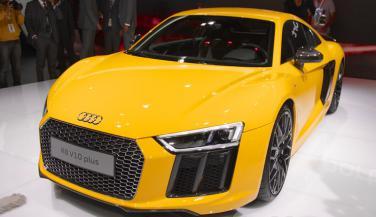 Auto Expo 2016 : Audi R8 लॉन्च, कीमत 2.47 करोड रुपए