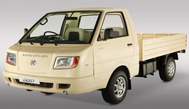 Ashok Leyland के Small Commercial Vehicle Dost की बिक्री एक लाख के पार