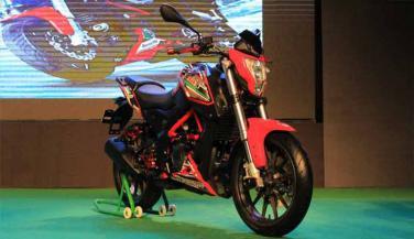 Benelli TNT 25 भारत में लॉन्च, कीमत 1.68 लाख रुपए