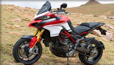 Ducati Multistrada 1200 लाॅन्च, कीमत 20.6 लाख रूपए