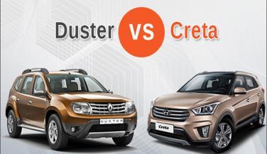 Hyundai Creta Vs Renault Duster: कौन पड़ेगा किस पर भारी