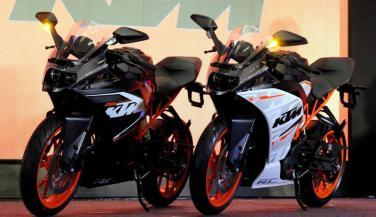 KTM में 2017 तक होगा नया इंजन प्लेटफॉर्म