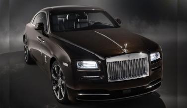 Rolls Royce Wraith Inspired by Music एडिशन अब भारत में