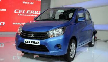 Celerio  Automatic Version,एयरबैग के साथ