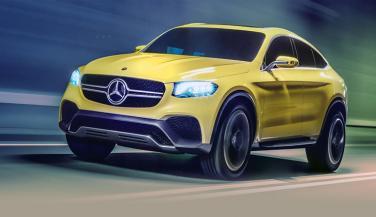 Mercedes-Benz ने दिखाया आॅल इलेक्ट्रिक SUV काॅन्सेप्ट<br>