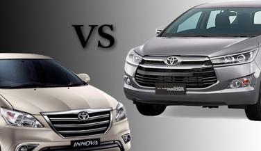 पुरानी Toyota Innova से कितनी अलग होगी नई Innova Crysta, डालिए एक नज़र